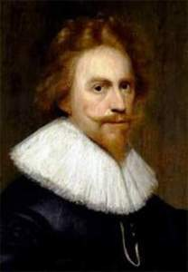 Willem Kieft (Courtesy of the New Netherland Institute).