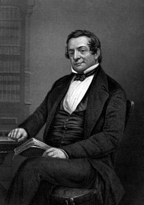 Washington Irving (Courtesy of Wikimedia Commons)