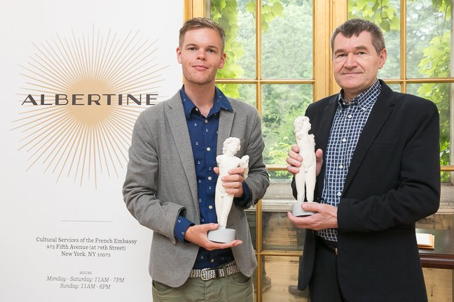 Albertine Winners