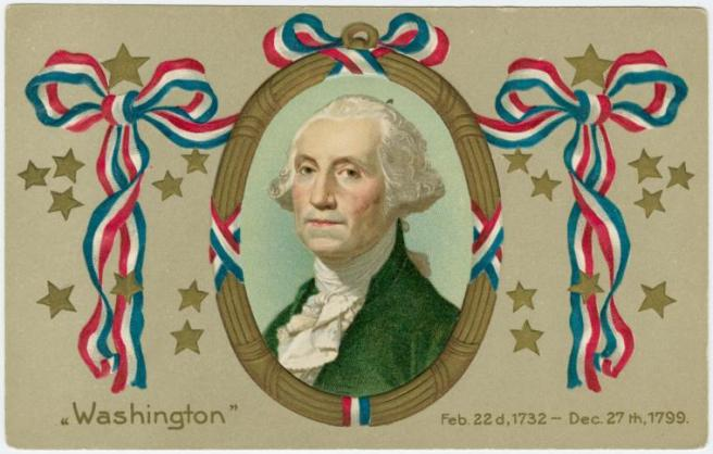 Washington's BDay