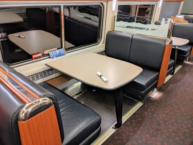 Overnight Amtrak 5_Dining Car