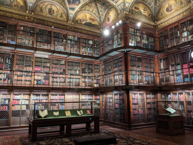 Morgan Library 1